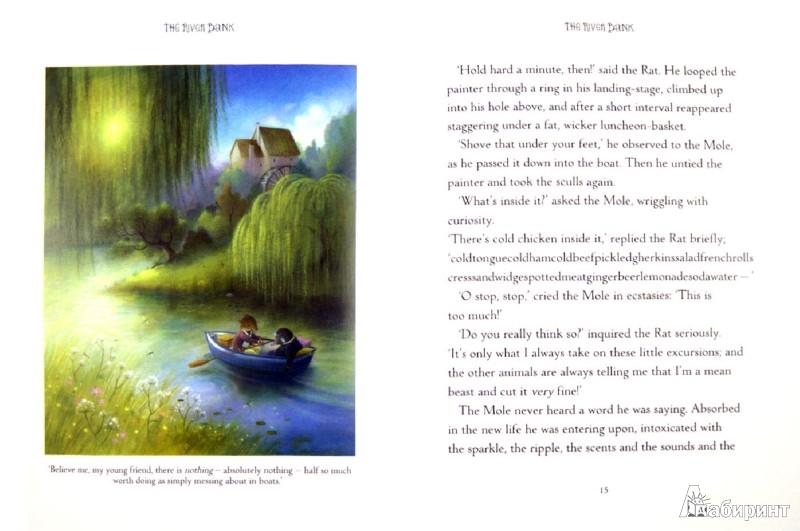 Иллюстрация 1 из 13 для The Wind in the Willows - Kenneth Grahame | Лабиринт - книги. Источник: Лабиринт