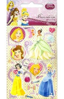 """Наклейки детские """"Disney. Принцессы 4"""" (DsM04)"""