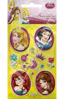 """Радужные наклейки """"Disney. Принцессы 5"""" (DsW07)"""