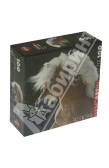 Puzzle-100 mini Лошадь (29630)Пазлы (100-170 элементов)<br>Пазлы-мозаика.<br>Правила игры: вскрыть упаковку и собрать игру по картинке.<br>Кол-во элементов: 100 <br>Размер собранной картинки: 20х20 см.<br>Сделано в Чехии.<br>