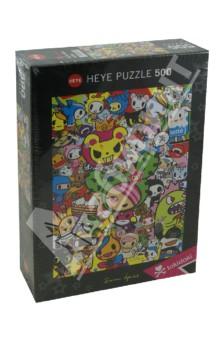 "Puzzle-500 ""Все звезды TOKI DOKI"" (29628)"