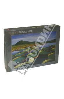Puzzle-1000 Лилии (29593)Пазлы (1000 элементов)<br>Пазл-мозаика.<br>Количество элементов: 1000<br>Размер собранной картинки: 70x50 см.<br>Материал: картон<br>Упаковка: картонная коробка.<br>Сделано в Германии.Сделано в Германии.<br>