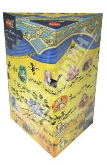 Puzzle-2000 Кошачья симфония (29636)Пазлы (2000 элементов и более)<br>Пазл-мозаика.<br>Правила игры: вскрыть упаковку и собрать игру по картинке.<br>Кол-во элементов: 2000 <br>Размер собранной картинки: 97х69 см.<br>Сделано в Чехии.<br>