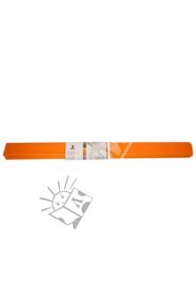 Бумага креповая в рулоне оранжевая (12061-109)