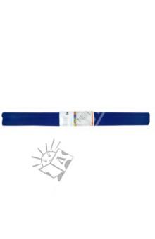 Бумага креповая в рулоне темно-синяя (12061-118)