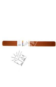 Бумага креповая в рулоне, коричневая (12061-161)