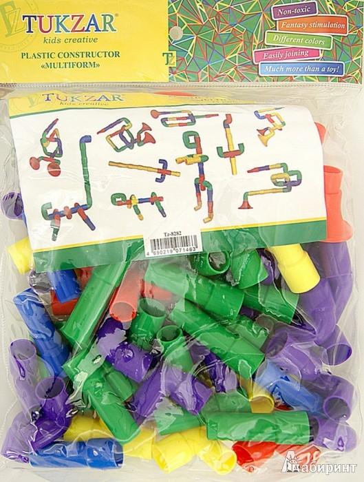 """Иллюстрация 1 из 2 для Конструктор пластиковый """"Multiform"""" (75 деталей) (TZ 8282)   Лабиринт - игрушки. Источник: Лабиринт"""