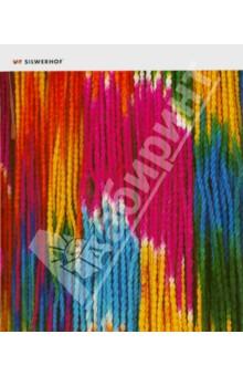 """Тетрадь 48 листов, клетка """"Wool"""", в ассортименте (811304-55)"""