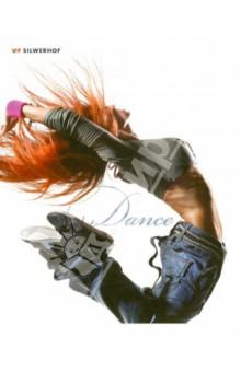 """Тетрадь 48 листов, клетка """"Dance"""", в ассортименте (811308-55)"""