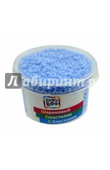 Шариковый пластилин с блестками, 6 гр., цвет в ассортименте (48376)