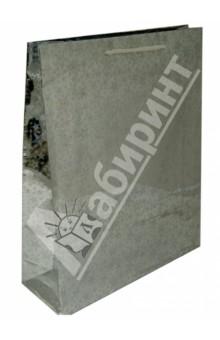 Пакет бумажный (28х33х10 см) (33860)