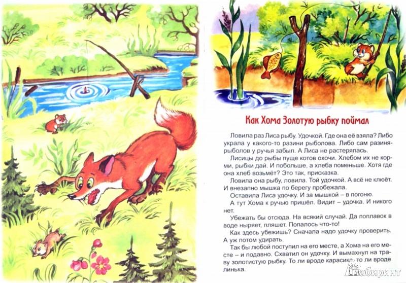 Иллюстрация 1 из 25 для Как Хома Золотую рыбку поймал - Альберт Иванов   Лабиринт - книги. Источник: Лабиринт