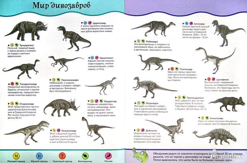Иллюстрация 1 из 6 для Динозавры. Забавные наклейки | Лабиринт - книги. Источник: Лабиринт