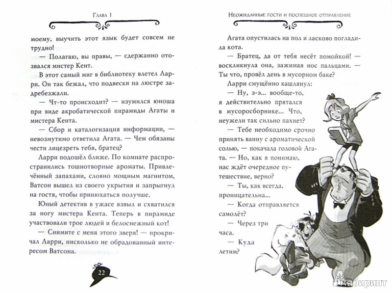 Иллюстрация 1 из 39 для Агата Мистери. Кража на Ниагарском водопаде - Стив Стивенсон | Лабиринт - книги. Источник: Лабиринт