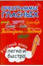 Зотова Марина Александровна Орфограммы гласных: русский язык легко и быстро