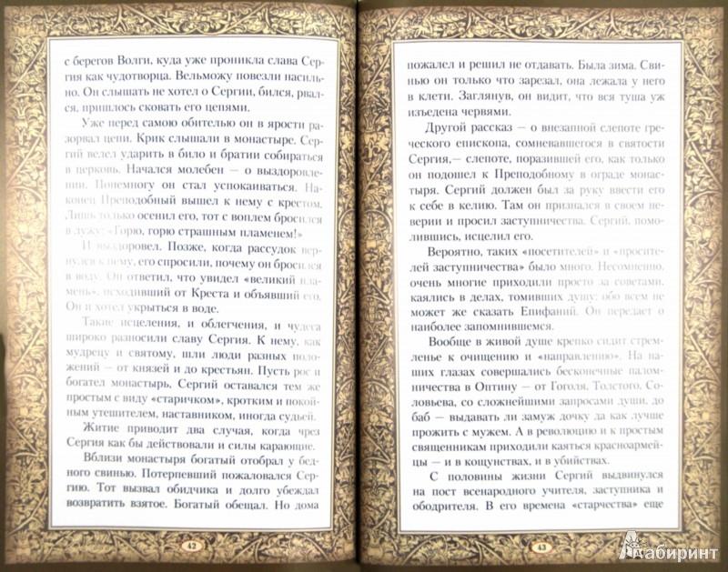 Иллюстрация 1 из 9 для Преподобный Сергий Радонежский - Борис Зайцев | Лабиринт - книги. Источник: Лабиринт
