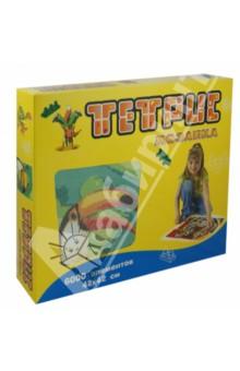 Настольная игра Тетрис-мозаика большая Птица