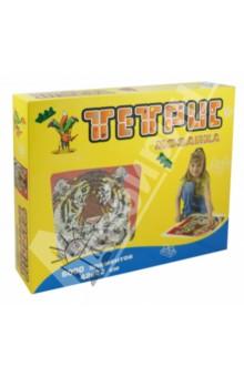 Настольная игра Тетрис-мозаика большая Тигр