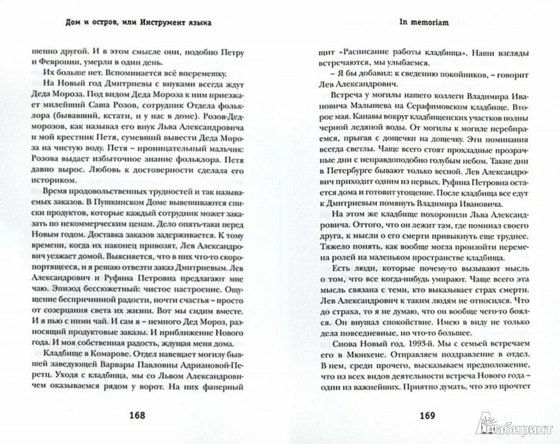 Иллюстрация 1 из 11 для Дом и остров, или Инструмент языка - Евгений Водолазкин | Лабиринт - книги. Источник: Лабиринт