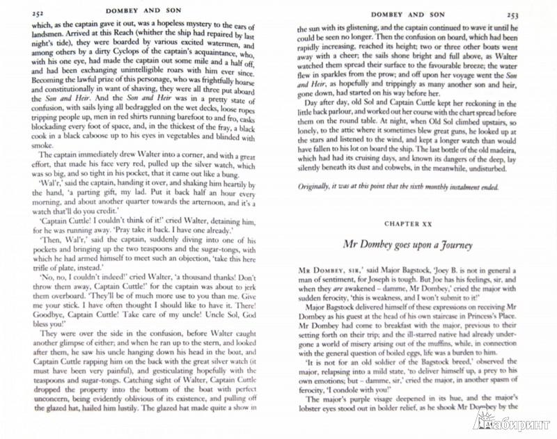 Иллюстрация 1 из 7 для Dombey and Son - Charles Dickens   Лабиринт - книги. Источник: Лабиринт