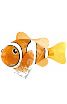 РобоРыбка Светодиодная Красная Сирена (2541C)Роботы и трансформеры<br>Тропическая рыбка-робот не только выглядит как настоящая, она и двигается словно живая! Рыбка RoboFish свободно плавает в воде - опускаясь на дно или всплывая ближе к поверхности, оплывая преграды и меняя скорость движения. РобоРыбка работает от батареек и автоматически начинает плавать в воде. Интерактивная рыбка-робот понравится не только детям, но и взрослым!<br>Особенности: <br>- плавает как настоящая рыба<br>- реалистичные движения хвостом<br>- механизм активируется в воде <br>РобоРыбка работает на двух батарейках (в комплекте)<br>Подставка в наборе.<br>Содержит мелкие детали. Рекомендовано для детей старше 3-х лет. <br>Материал: пластмасса.<br>Сделано в Китае.<br>