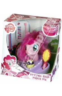 My Little Pony Модель для причесок с аксессуарами (5243)Другие виды игрушек<br>С помощью набора Klein ваш ребенок сможет научиться делать различные прически, ухаживать за волосами и украшать их с помощью всевозможных заколочек. Все предметы комплекта изготовлены из безопасного и прочного пластика. Набор позволяет играть в настоящую парикмахерскую или салон красоты. Klein Модель для причесок My Little Pony - это отличный подарок для любой девочки.<br>Комплектация : Торс пони из винила с волосами, зеркальце, заколочки, крабики, расческа, набор украшений.<br>Производство: Китай<br>