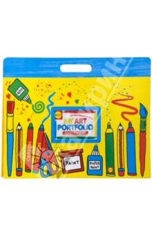 Большая папка для детских рисунков и фото (427W)