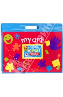 Большая папка для детских рисунков и фото (527W)