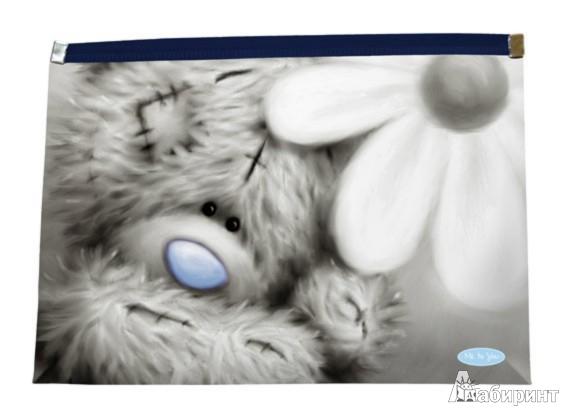 Иллюстрация 1 из 2 для Папка пластиковая на молнии А4 (MTY 414002 MY-HS) | Лабиринт - канцтовы. Источник: Лабиринт
