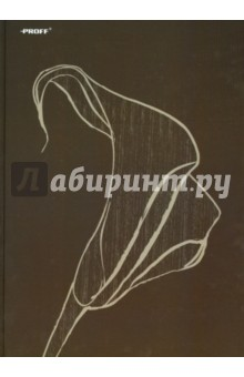 """Тетрадь """"Elegant"""", А4, 80 листов, клетка, твердая обложка (6804145011)"""
