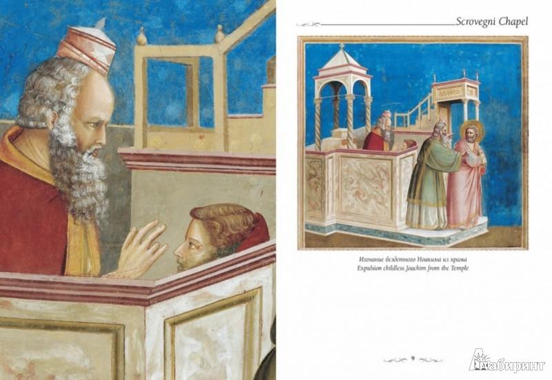 Иллюстрация 1 из 6 для Капелла Скровеньи, Падуя - Елена Милюгина   Лабиринт - книги. Источник: Лабиринт