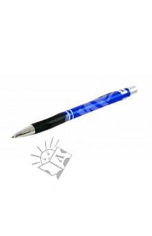Ручка-автомат шариковая, цвет корпуса синий (A401B1-04) Proff