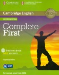 Complete First. Student's Book with answers (+CD)