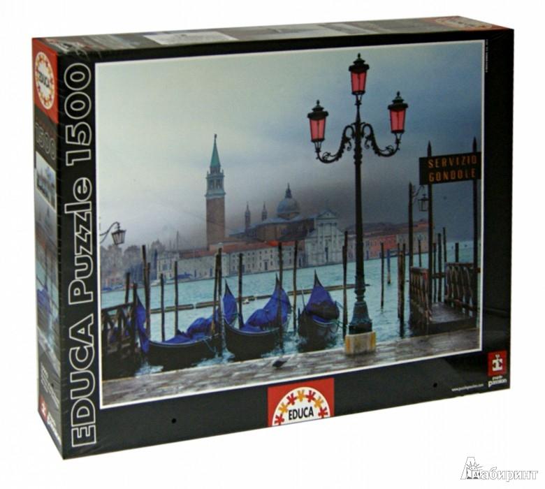 """Иллюстрация 1 из 2 для Пазл-1500 """"Венеция в сумерках"""" (16002)   Лабиринт - игрушки. Источник: Лабиринт"""