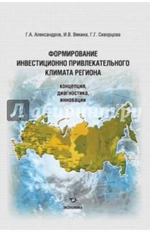 Формирование инвестиционно привлекательного климата региона