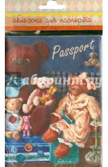 Обложка для паспорта (35678)