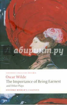 The Importance of Being Earnest and Other PlaysХудожественная литература на англ. языке<br>Oscar Wilde was already one of the best-known literary figures in Britain when he was persuaded to turn his extraordinary talents to the theatre. Between 1891 and 1895 he produced a sequence of distinctive plays which spearheaded the dramatic renaissance of the 1890s and retain their power today. This collection offers newly edited texts of Lady Windermere s Fan, A Woman of No Importance, Salome, An Ideal Husband, and, arguably the greatest farcical comedy in English, The Importance of Being Earnest.<br>
