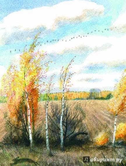 Иллюстрация 1 из 58 для Листопад - Тютчев, Бунин, Блок, Есенин, Майков | Лабиринт - книги. Источник: Лабиринт