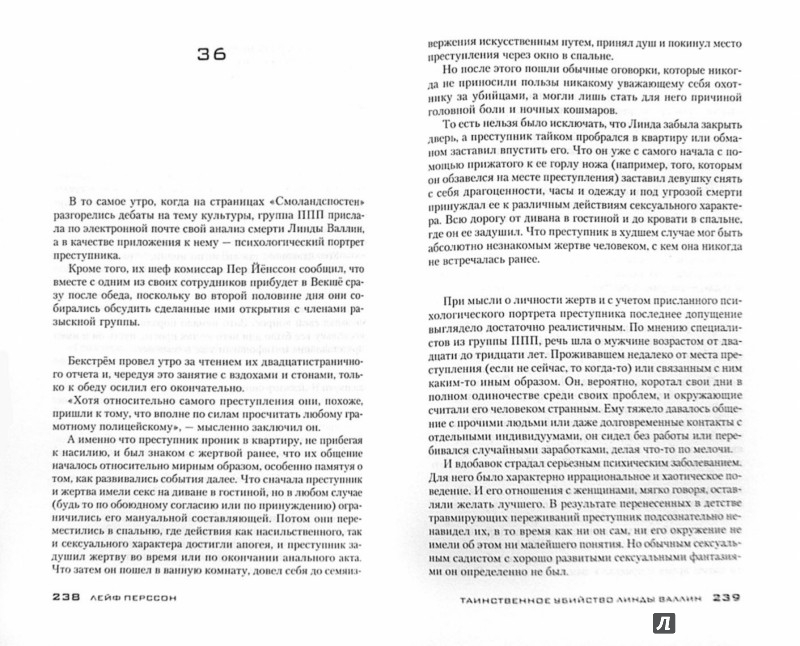 Иллюстрация 1 из 12 для Таинственное убийство Линды Валлин - Лейф Перссон | Лабиринт - книги. Источник: Лабиринт
