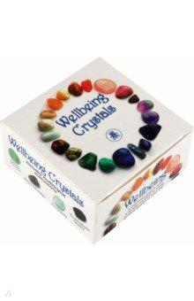 Кристаллы здоровьяЭзотерические знания<br>Драгоценные кристаллы 4 видов наполнят Вашу жизнь энергией здоровья и успеха.<br>В наборе: зеленый флюорит, черный обсидиан, амазонит, турмалиновый кварц, многоязычная инструкция и мешочек для хранения камней.<br>Многоязычная инструкция и мешочек для хранения камней прилагается.<br>Упаковка: картонная коробка.<br>