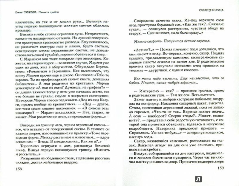 Иллюстрация 1 из 19 для Планета грибов - Елена Чижова | Лабиринт - книги. Источник: Лабиринт