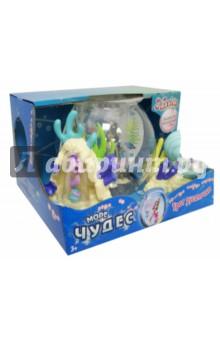 Набор Грот русалочки (126596)Другие виды игрушек<br>Вашему вниманию предлагается набор Грот русалочки. <br>В наборе: аквариум (объем - 5 л.), одна из трех фигурок (тюлень, морской конек или черепашка), набор кораллов, грот, ракушка с жемчужиной, очки, расческа и бутылочка с кремом, набор наклеек.<br>Не рекомендовано детям младше 3-х лет. <br>Для детей от 4-х лет.<br>Кукла-русалочка продается отдельно.<br>Сделано в Китае.<br>
