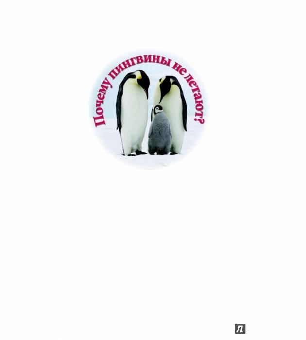 Иллюстрация 1 из 29 для Почему пингвины не летают? Твой яркий мир животных - Сергей Филин | Лабиринт - книги. Источник: Лабиринт