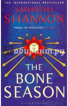 The Bone SeasonХудожественная литература на англ. языке<br>Nineteen-year-old Paige Mahoney works in the criminal underworld of Scion London. Her job: to scout for information by breaking into people s minds. For Paige is a dreamwalker, a clairvoyant and, in the world of Scion, she commits treason simply by breathing. The New York Times and Sunday Times bestseller also includes an exclusive excerpt of the sequel, The Mime Order.<br>