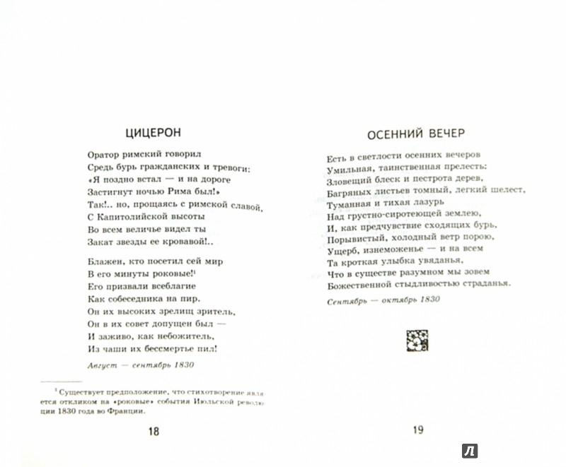 Иллюстрация 1 из 10 для Стихотворения - Федор Тютчев   Лабиринт - книги. Источник: Лабиринт