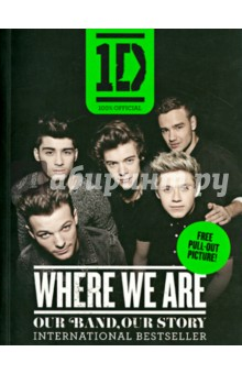 One Direction. Where We Are (+плакат)