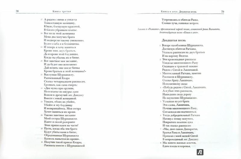 Иллюстрация 1 из 9 для Рамаяна. Книга третья: Араньяканда (Книга о лесе) | Лабиринт - книги. Источник: Лабиринт