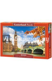 """Puzzle-1000 """"Сердце Лондона"""" (C-103096)"""