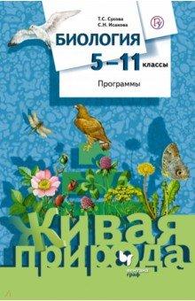 Биология. 5-11 классы. Программы. ФГОС (+CD)