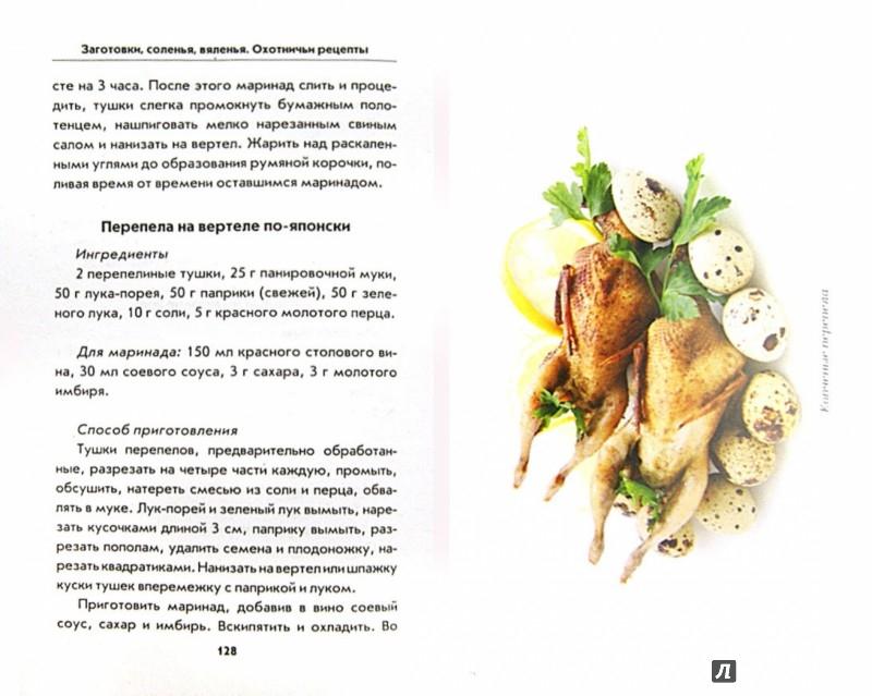 Иллюстрация 1 из 6 для Заготовки, соленья, вяленья. Охотничьи рецепты   Лабиринт - книги. Источник: Лабиринт
